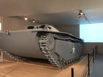 Landing craft american style