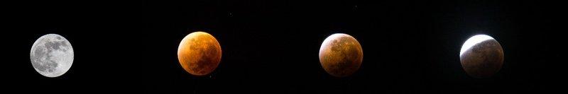 2015 - Lunar Eclipse Combo