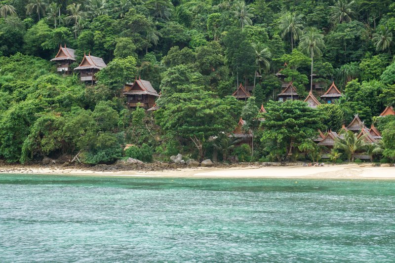 Phi Phi Coastline 3