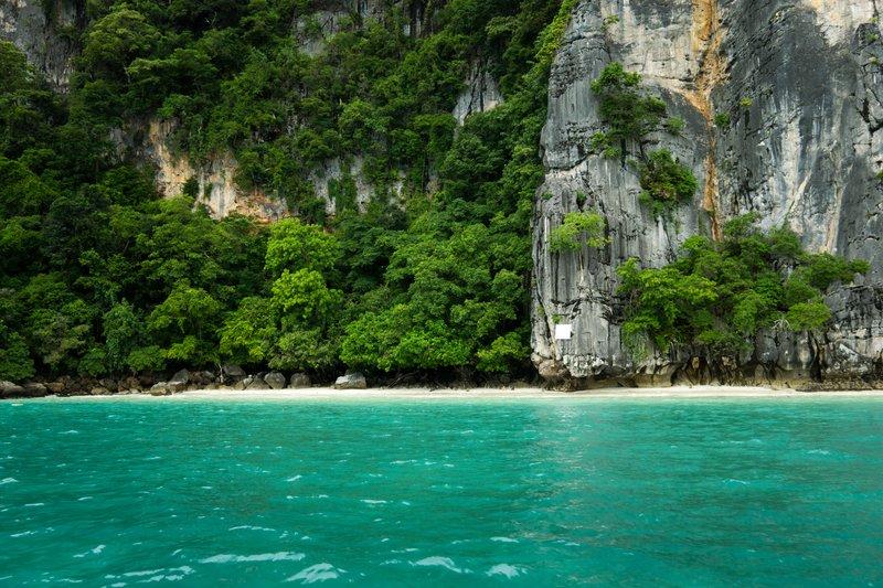 Phi Phi Coastline 1