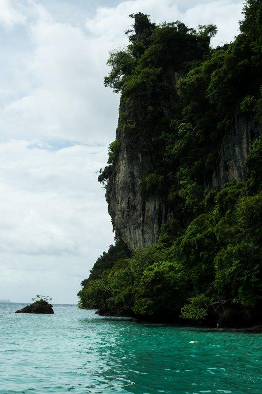 Phi Phi Coastline 2