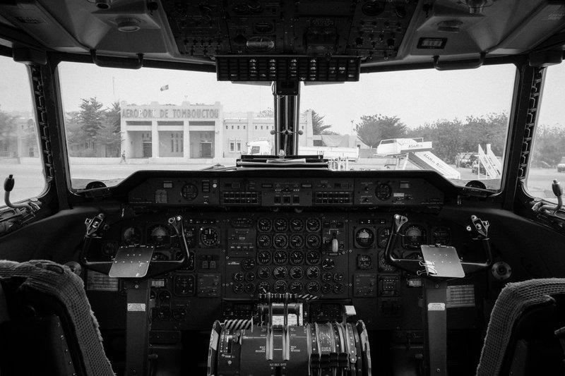 Timbuktu Cockpit
