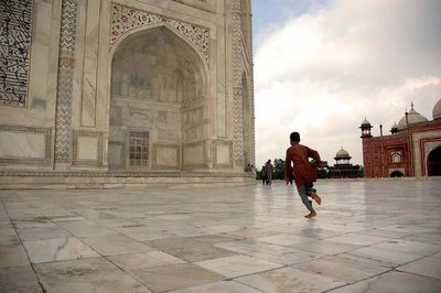 Life at the Taj Mahal