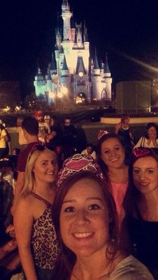 Turned 24 on the 24th at Disney World 😍