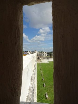 Fortress Wall of the Colonial Centre, Campeche