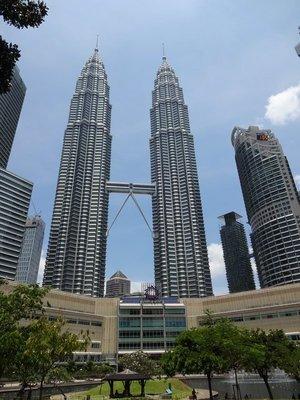 Petronas Towers, Kuala Lumpar