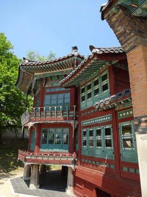 The Library, Gyeongbokgung Palace