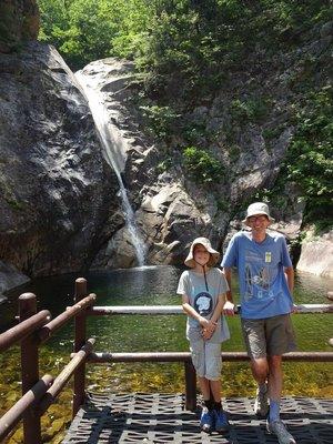 Biryang Falls (Dragon Falls)