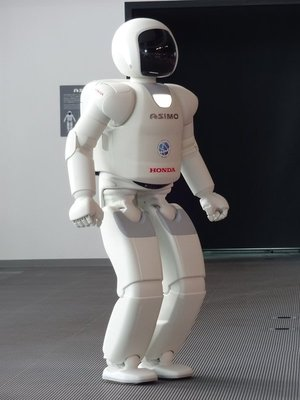 Asimo, robot demonstration, how robots will change the future