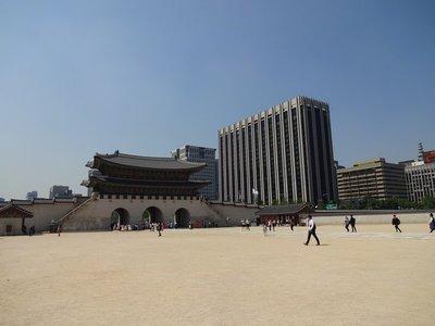 South Gate, Gyeongbokgung Palace