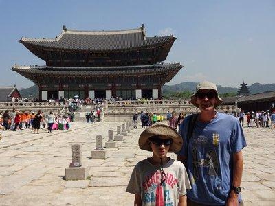 Geunjeongjean, Palace Throne Room, Gyeongbokgung Palace