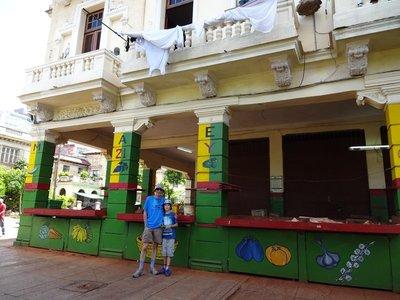Fruit and Veg Market in Verdado, La Habana