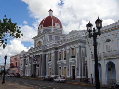 Beautifully Restored Cienfuegos
