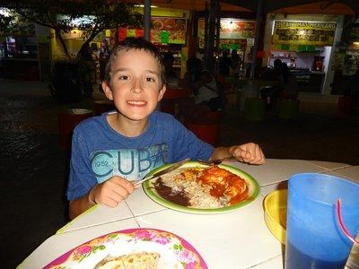 Menu Del Dia, Cancun Centro