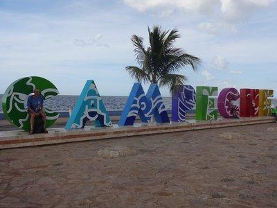 Campeche, Malecon