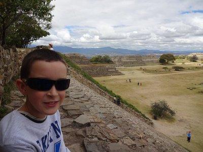 Monte Alban Ruins 6