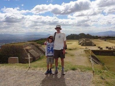 Monte Alban Ruins 9