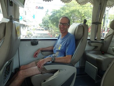 Long Distance Buses (U-Bus), comfortable travelling in Taiwan