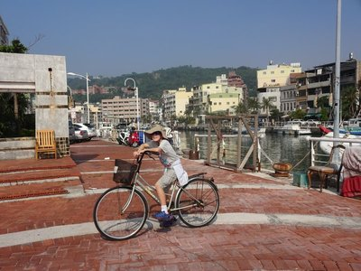 Cycle Trail, Gushan Harbour, Kaohsiung