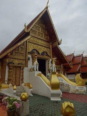 Wat in Chiang Rai