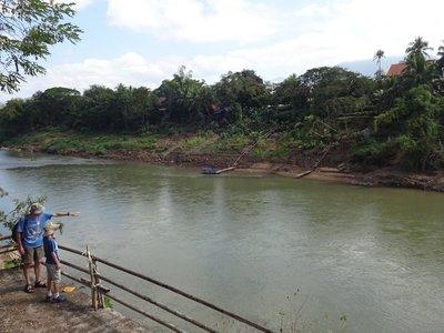 River Ou, Luang Prabang