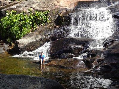 Seven Waterfalls, Langkawi Island