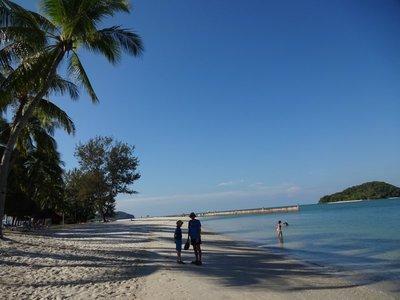 Pantai Cenang, Langkawi Island