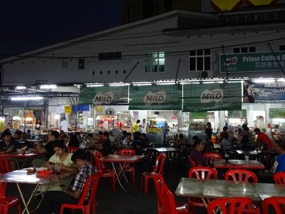 Taiping Food Night Market
