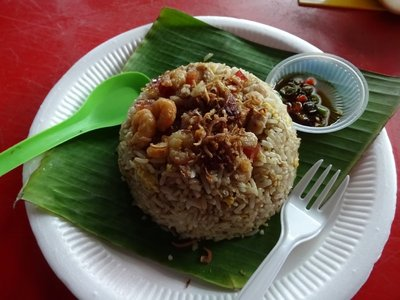 Nasi Goreng, Taiping Food Night Market