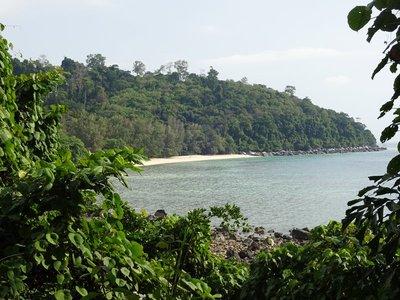 Bunut Beach, Pulau Tioman