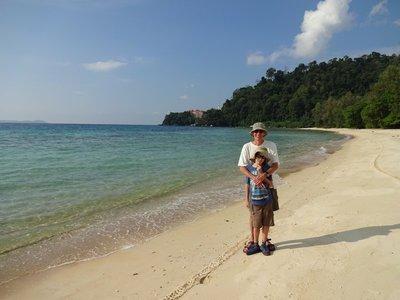 Bunut Beach, Tioman