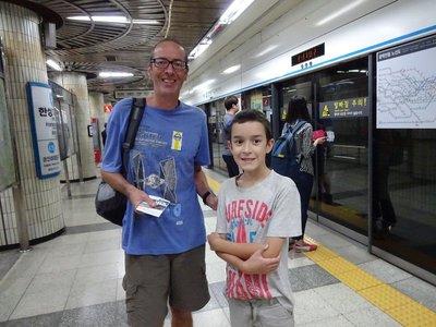 Seoul Metro System
