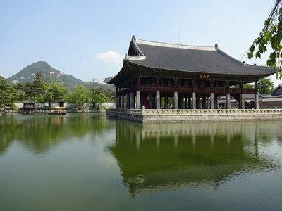 Gyeonnghoeru, Gyeongbokgung Palace