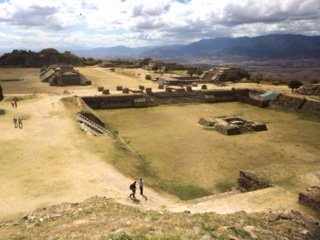 Monte Alban Ruins 1