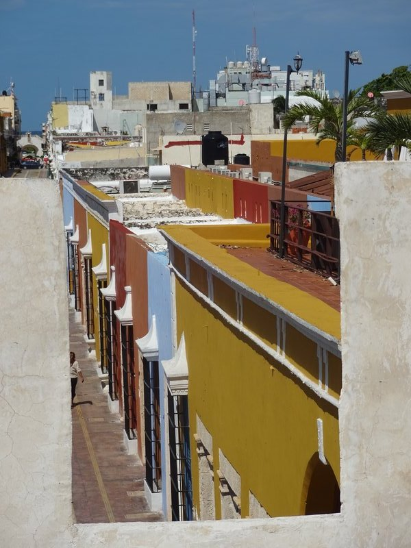 Campeche Colonial City