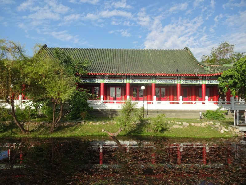 Part of the Confucius Temple, Lotus Lake