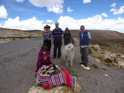 P1040203 on the road to the Colca Canyon