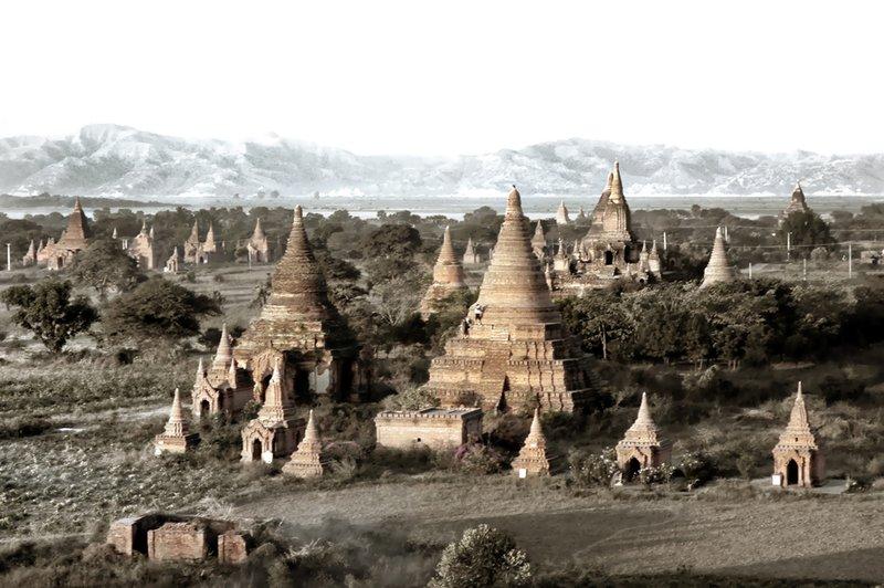 bagan kingdom - burma