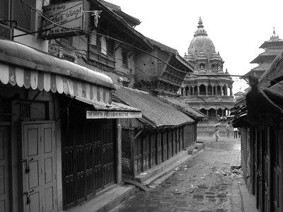 nepal - katmandu valley - patan