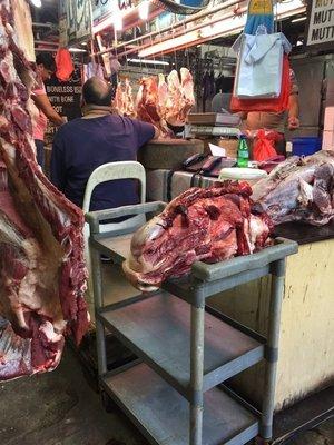 Cow Head @ Haiphong Temporary Market