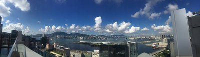 View of HK Island from Kowloon