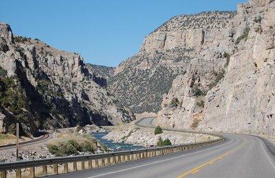 Bighorn River.