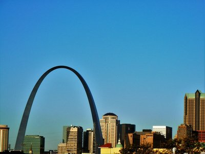 One Last Photo of Saint Louis Arch