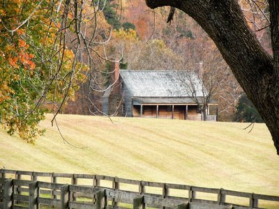 Old Farm House - Appomattox