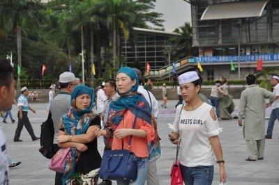 Chinese Ethnic Shenzhen coming for Prayer