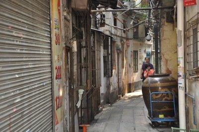The Street in Guangzhou