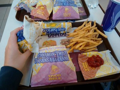I don´t like Taco Bell