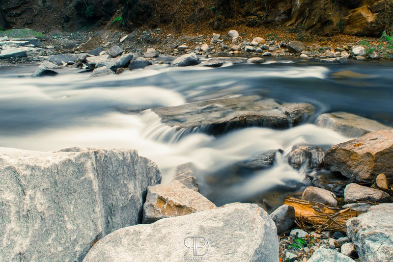 River Water flow