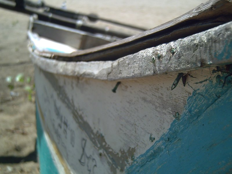 Boat in Sipalay