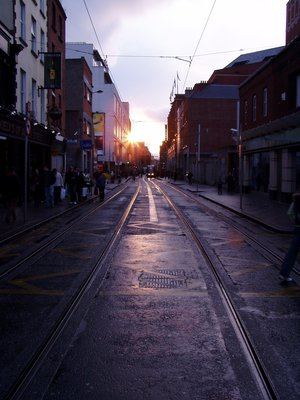 Abbey Str., Dublin